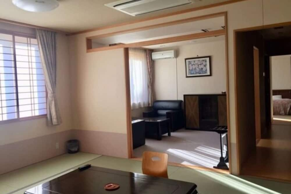 Chambre Tradition (Japanese Style, for 4 People, Living) - Salle de séjour