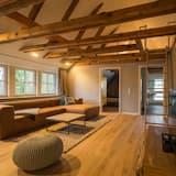 Comfort-Apartment (Jolle) - Wohnzimmer