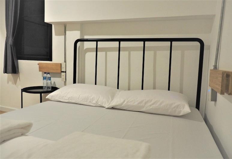 COZ Ratchathewi - Hostel, Bankokas, Private Room for Male with Private Bathroom, Svečių kambarys