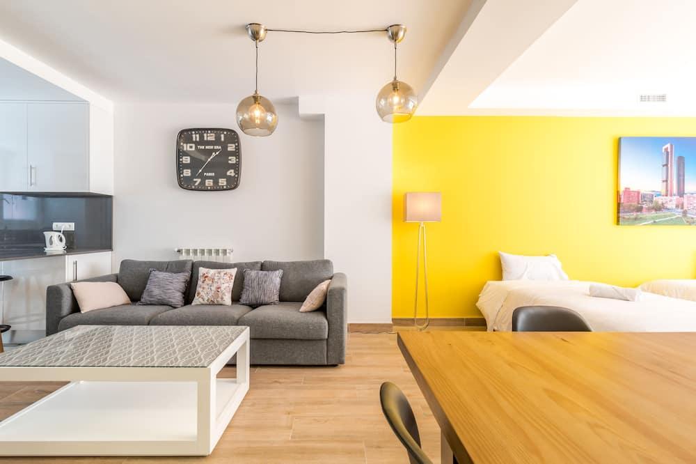 Monolocale comfort - Camera
