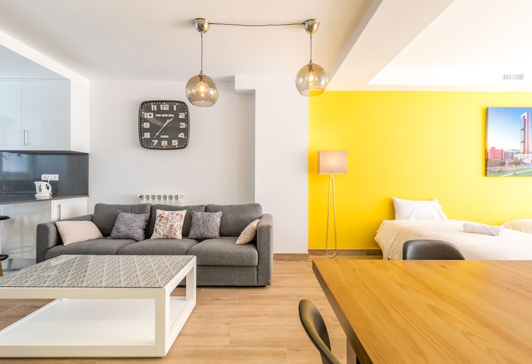 A&Z Villegas - Only Adults, Madrid, Monolocale comfort, Camera