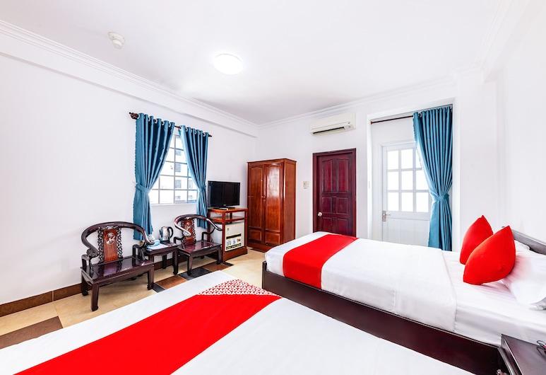 OYO 311 Shome Hotel, Nha Trang, Štvorposteľová izba typu Superior, Hosťovská izba