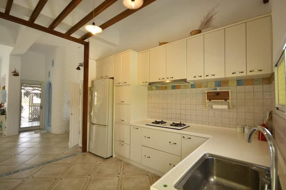 Habitación doble Confort, balcón - Cocina compartida