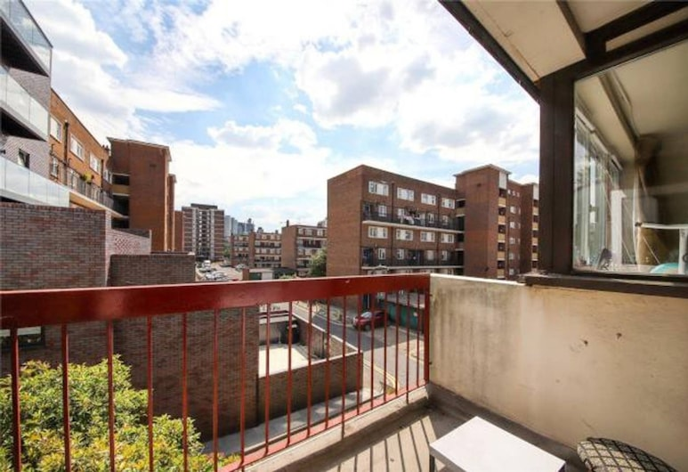 3 Bedroom Hoxton Flat Close to Bustling Shoreditch, Londen, Balkon