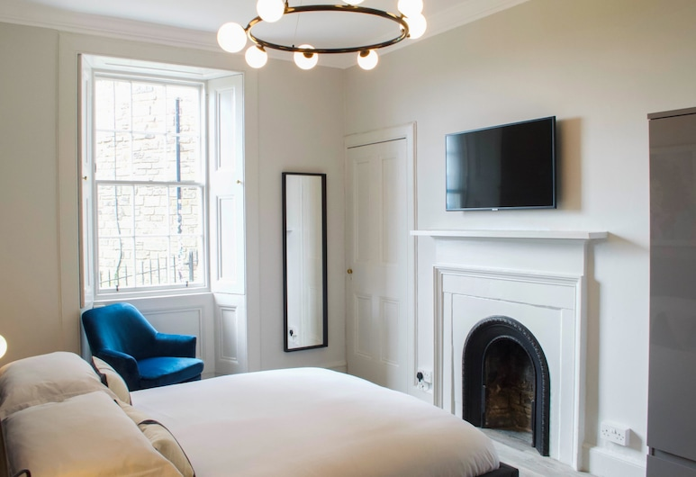 Gorgeous Home on the Doorstep of Edinburgh Castle, Edinburgh, Apart Daire (1 Bedroom), Oda