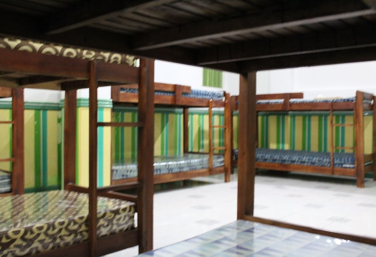 拉古拿民宿, 莫阿爾博阿, 基本共用宿舍, 客房