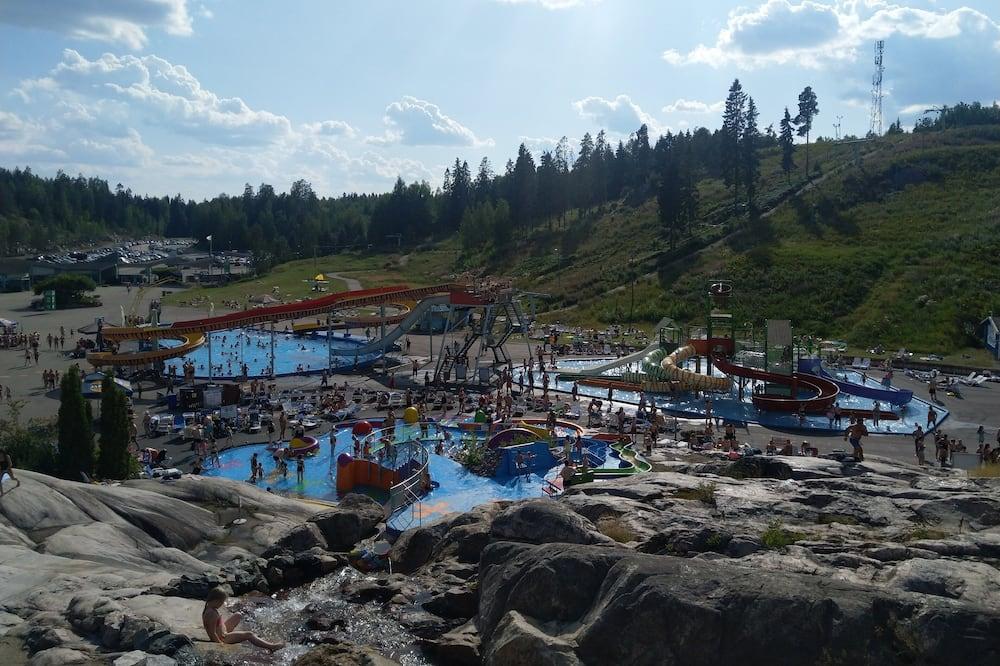 Villa - 1 sovrum - bastu (6 Adults) - Utsikt mot resort