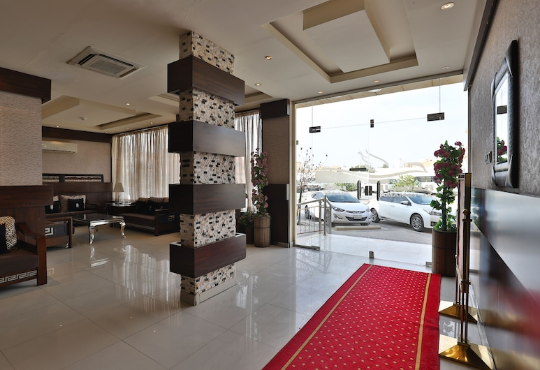 Yamama Palace Ubaidah Branch, Riyadh, Interior Entrance
