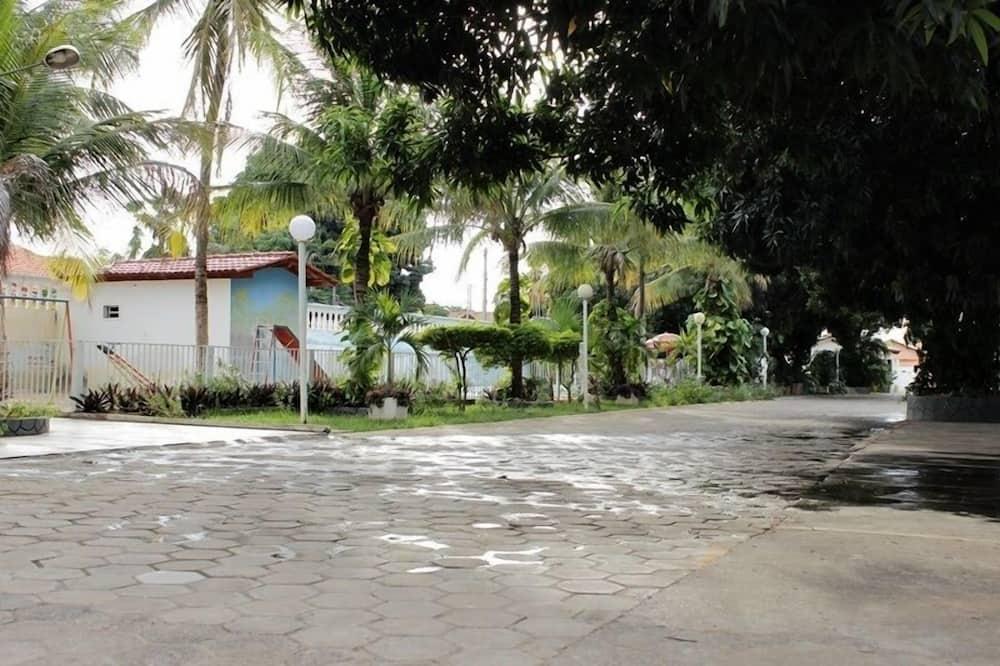 Overnattingsstedets eiendom