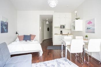 Selline näeb välja 2ndhomes Kluuvi apartment 3, Helsingi