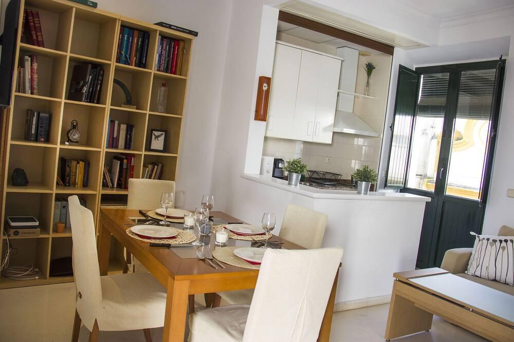 Διαμέρισμα, 1 Υπνοδωμάτιο - Γεύματα στο δωμάτιο