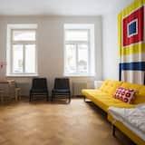 スーペリア アパートメント (Loft Bed, 2 Twin Beds, 2 Sofa Beds) - リビング エリア