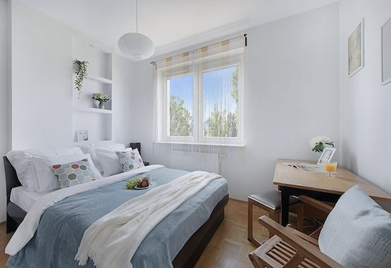 P&O Apartments Galeria Mokotow, Varsova, Bisneshuoneisto, Vierashuone
