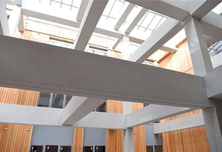 Designer City Centre Apartment, Coventry, Vstupní prostor zevnitř