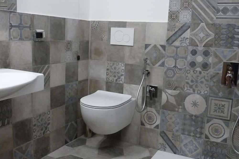 חדר זוגי, נוף לגן (Riomaggiore) - חדר רחצה