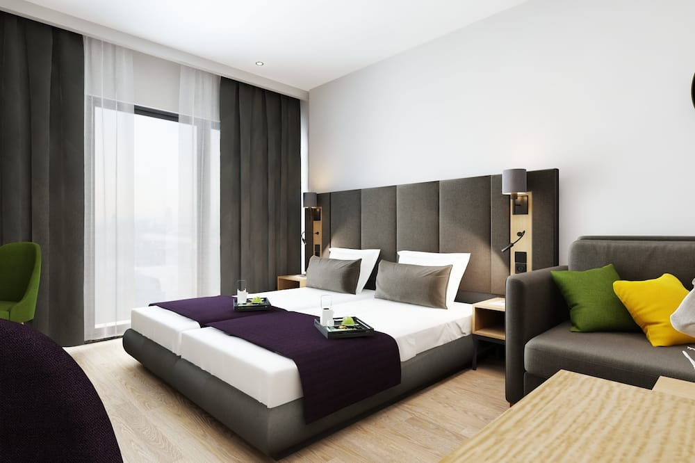 Comfort dvokrevetna soba, pristup za osobe s invalidnošću - Dnevna soba