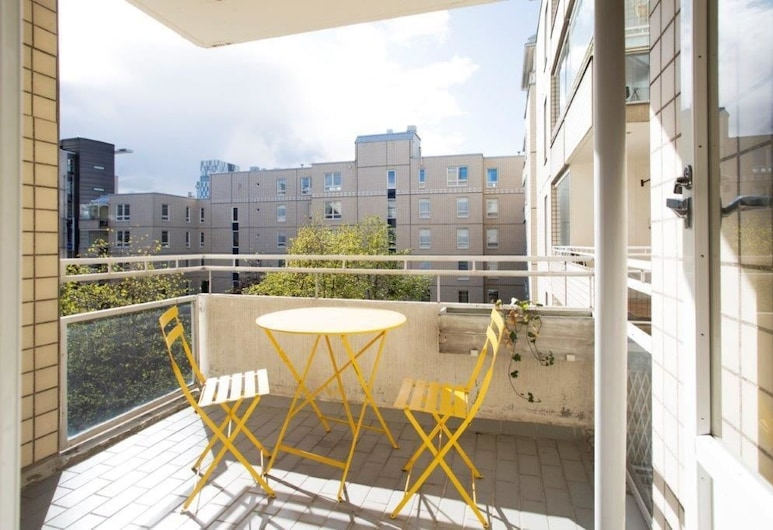 2ndhomes Kalevankatu apartment 2, Helsingi, Rõdu