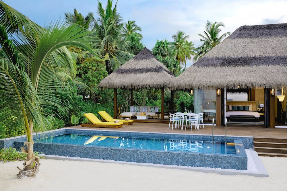 Villa, 1 Double Bed, Private Pool, Beach View - Private pool