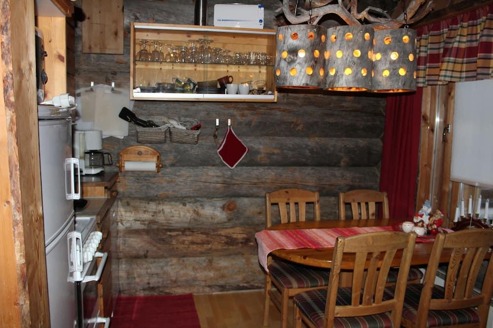 複式房屋 - 客房餐飲服務