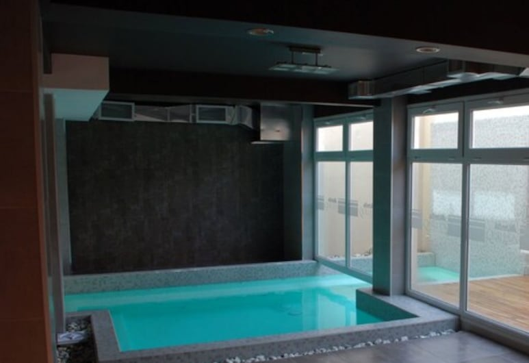 厄巴納 413 公寓酒店, 聖卡洛斯-德巴里洛切, 室內泳池