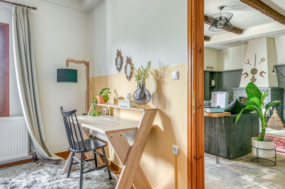 Unique Room - Living Area