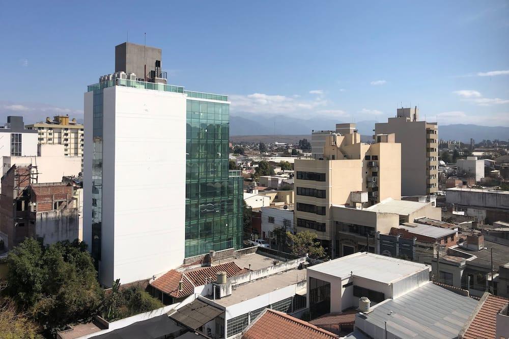 Studio - Uitzicht op stad