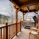 Kooperatīva tūristu mītne, divas guļamistabas - Balkons