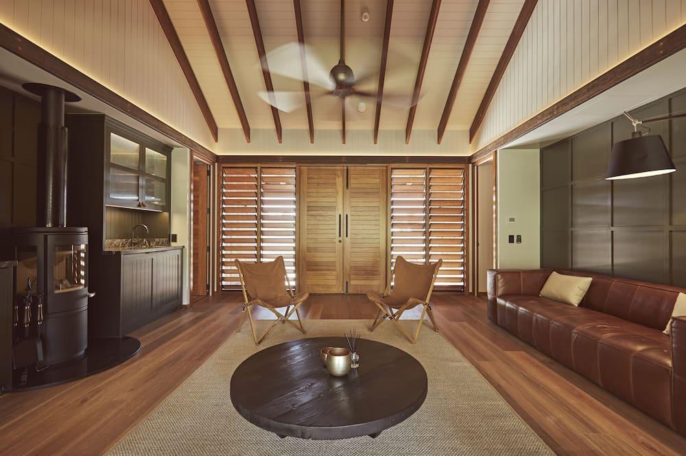 Luksusa numurs (Outback Suite) - Dzīvojamā istaba