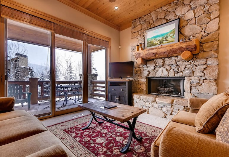 In The Trees 22, Park City, Condo, 4 Bedrooms, Living Room