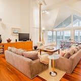 Luksusa māja - Dzīvojamā zona