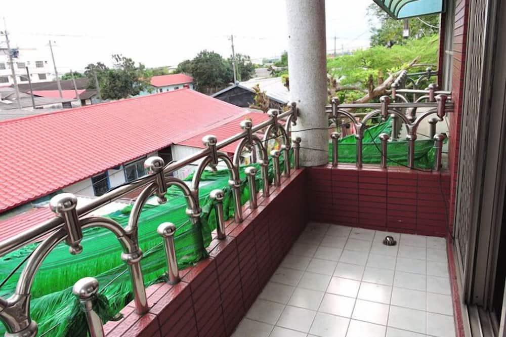Чотиримісний номер - Балкон