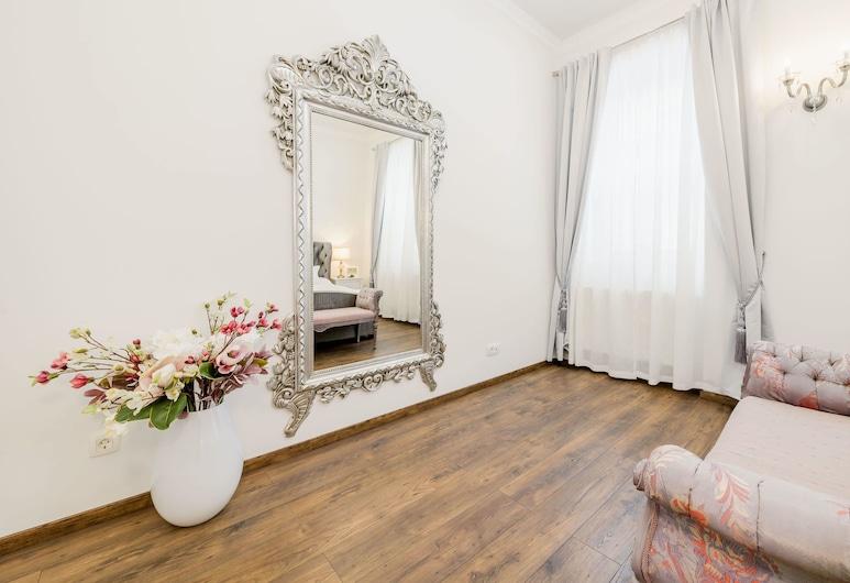 Royal Apartment Zagreb, Zagreb, Apart Daire, Oda