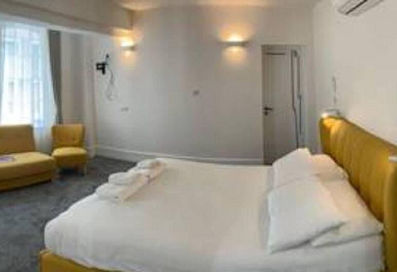 維迪吉特住宅酒店, 倫敦, 客房