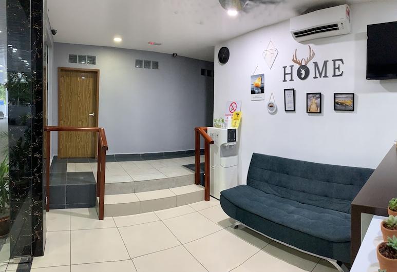 FullHouse Motel-Langkawi, Langkawi, Tiền sảnh