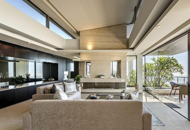 Moondance Villa & Suites, Kapské mesto, Prezidentská izba (Full Moon), Obývacie priestory