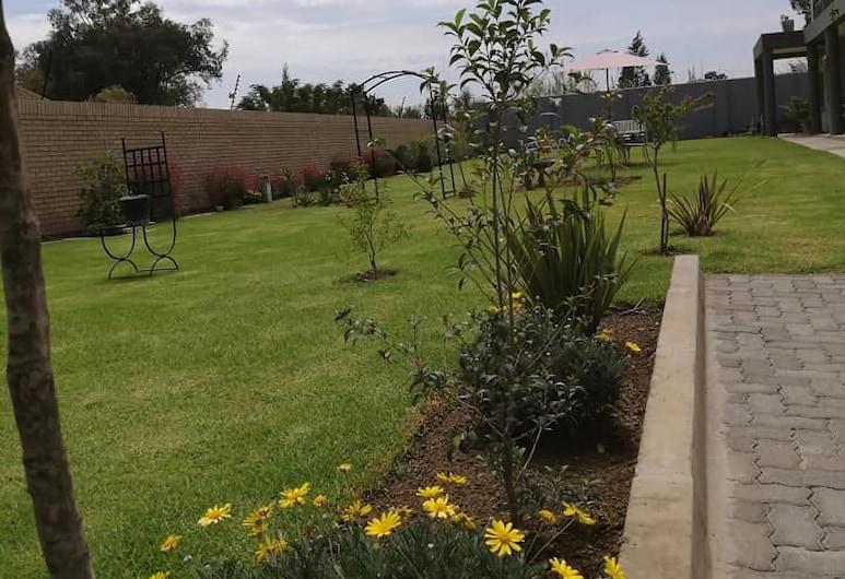 The Anne Guest House, Maseru, Garten
