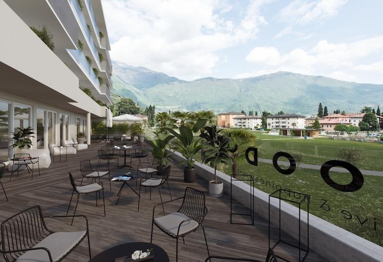 โรงแรมฮูดดี แอคทีฟแอนด์แฮปปี้เนส, Arco, ลานระเบียง/นอกชาน