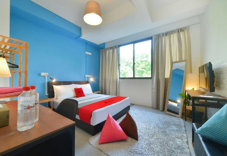 RedDoorz Hostel @ Beach Road, Singapore, Double Room, Guest Room
