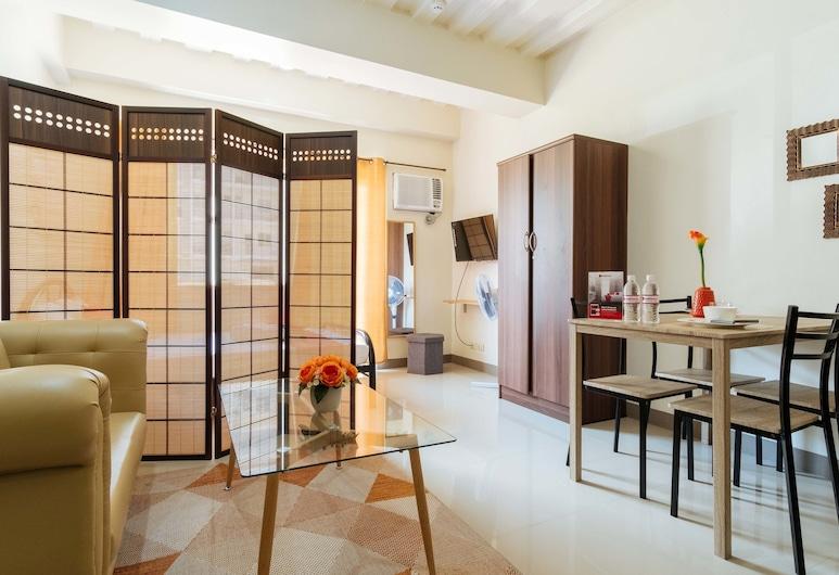 RedDoorz @ Kassel Residences Paranaque, Parañaque, Dvojlôžková izba, Hosťovská izba