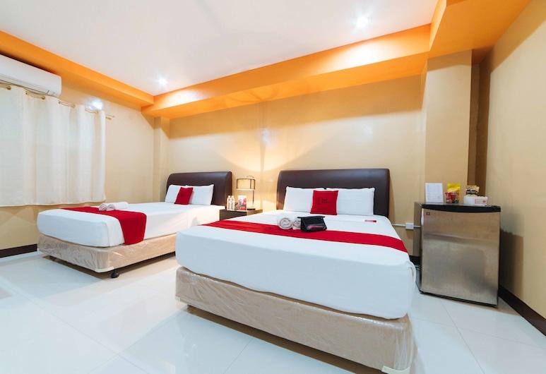 RedDoorz Plus near SM Ecoland Davao, Davao, Suite estudio, Habitación