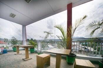 Gorontalo — zdjęcie hotelu RedDoorz Plus Syariah @ Pentadio Gorontalo