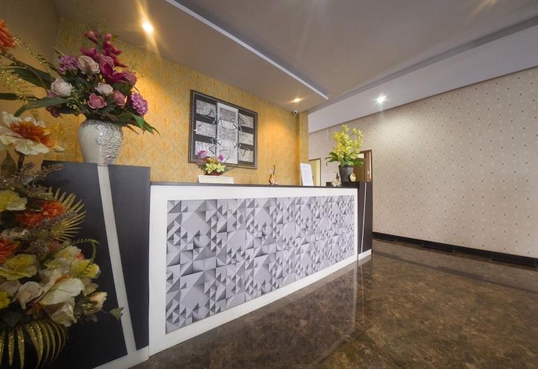 RedDoorz near TVRI Gorontalo, Gorontalo, Reception