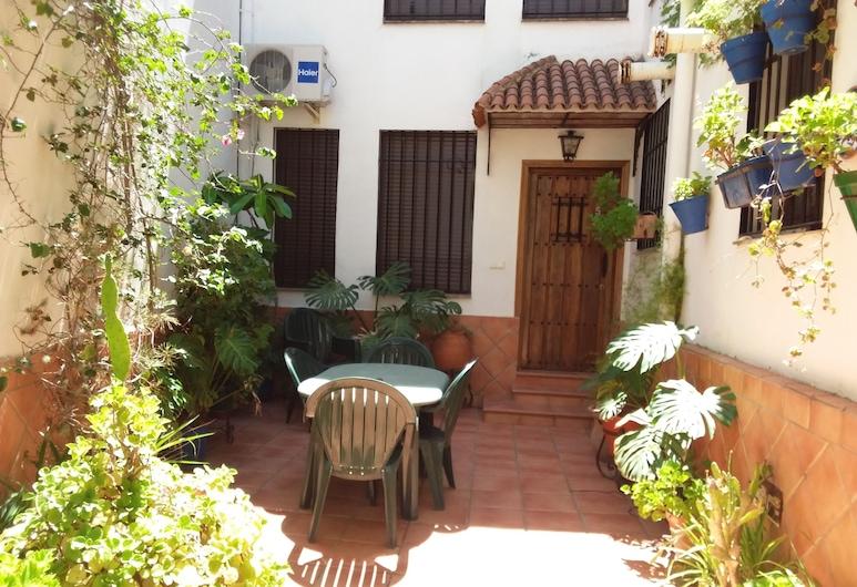 Casa Tipica Cordobesa en la Juderia, Córdoba, Ferienhaus, 4Schlafzimmer, Terrasse, Terrasse/Patio