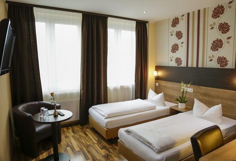Hotel City Panorama, Hannover, Habitación con 1 cama doble o 2 individuales, Habitación