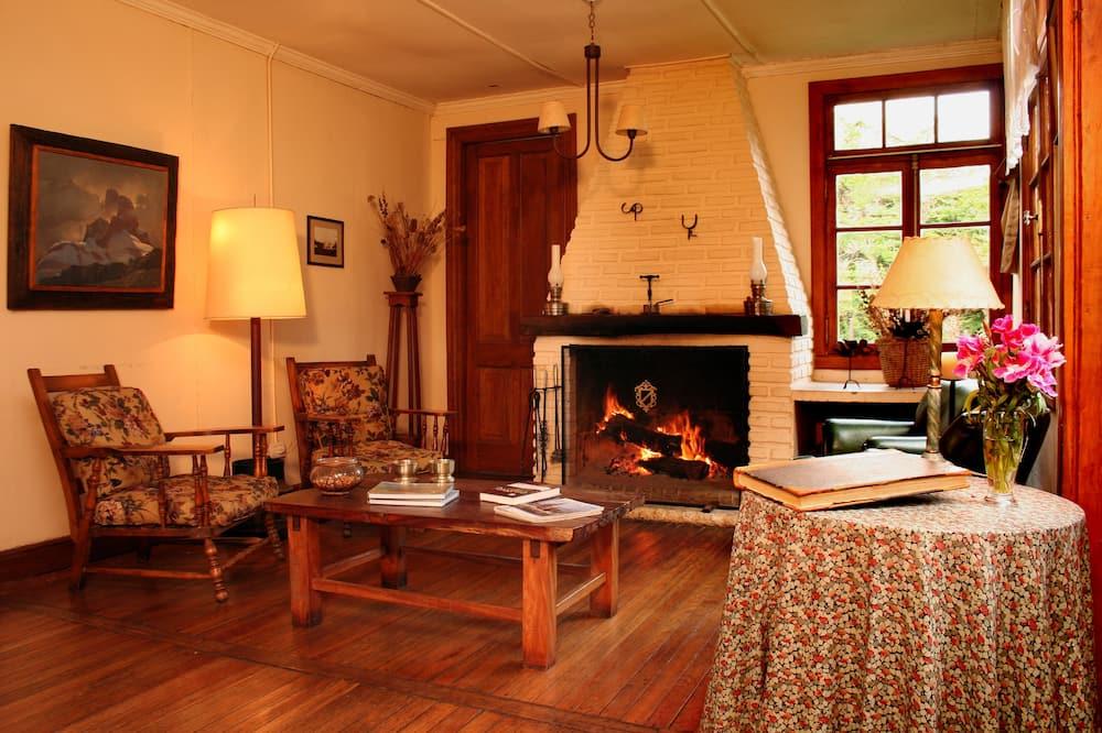 Standard Δωμάτιο - Περιοχή καθιστικού