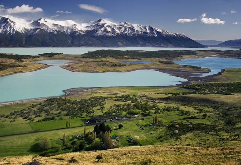 Estancia Nibepo Aike, Perito Moreno, Property Grounds