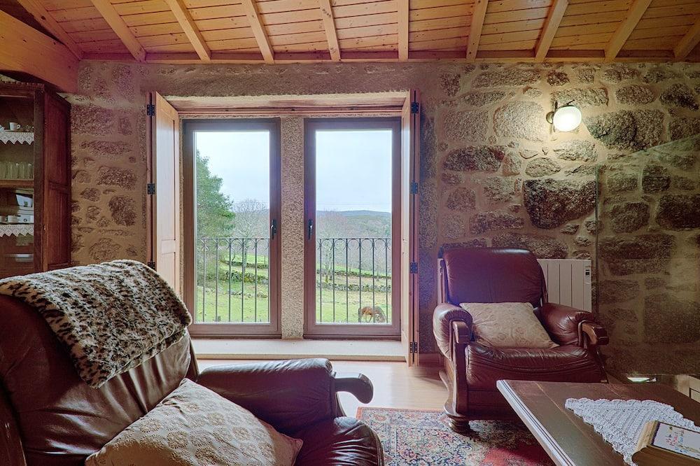 Cottage, 3 camere da letto, vista montagna - Area soggiorno