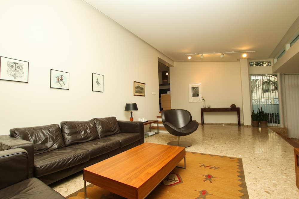 Deluxe Villa, 5 Bedrooms - Ruang Tamu