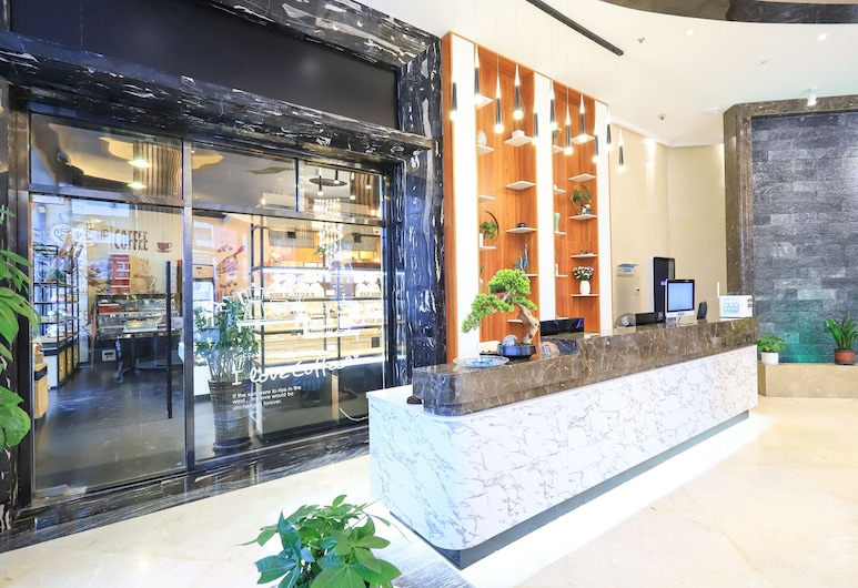Shenzhen Wanhao Business Hotel, Shenzhen, Reception