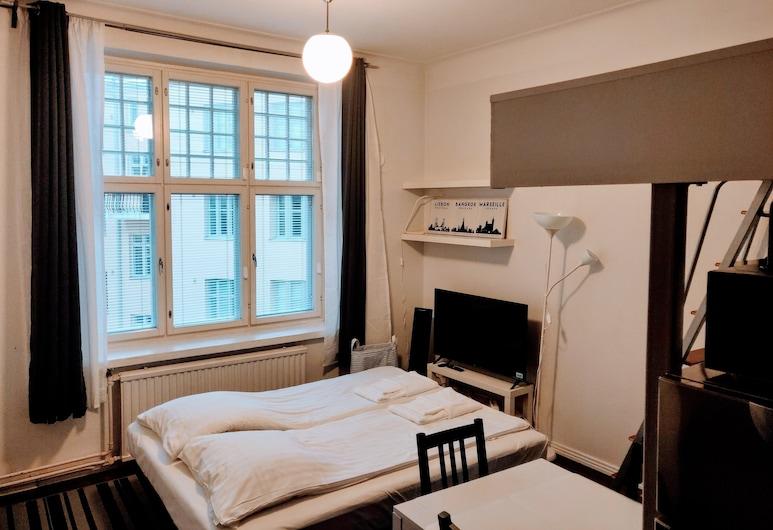 Helsinki city centre classic studio&loft, Helsingi, Stuudio, Tuba